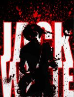 Jack White explosion by nisse038