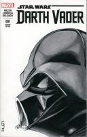 Concept Vader Sketch Cover by Geekincognito
