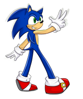 Sonic by CleverConflict