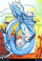 ACEO - Eloren by theOlven