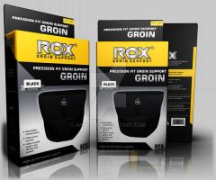 ROX GROIN Supporter Packaging by ann7586