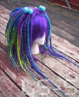 Dread Wig Number 19 by LSS-Hair