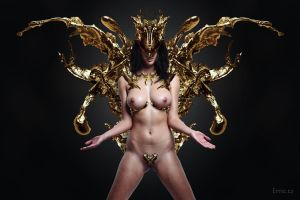 Valkyrie III by Erric