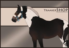TraakerShop|FREE Halter|BlueCover Deluxe by BRls-love-is-MY-Live
