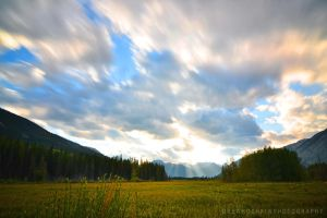 Rocky Mountain Sky by drewhoshkiw