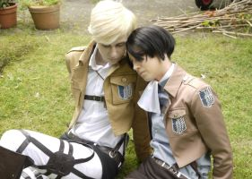 My One and Only {Eruri Cosplay} by TheCreepyNovice