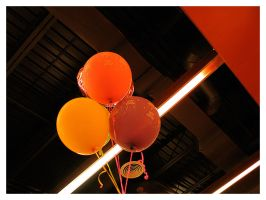 Ballons - 1 by DrZapp