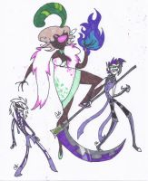Eris, Soul, and Pines by CancerousVirgo