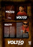 Voltio Presskit by algare
