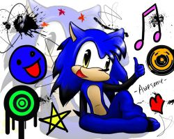 Tom the Hedgehog by Born2LiveLife