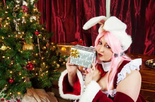 Happy Holidays Sonico by Silver-Fyre