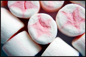 Spongy mallows.. by kaiminamoto