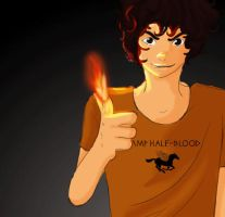 Leo Valdez gif by You-burn-with-us
