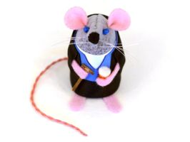 House MD Mouse by The-House-of-Mouse