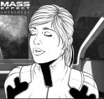 Mass Effect Andromeda animation by Eromaxi