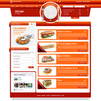 Online food ordering by l3w3nt