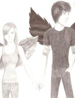 Maximum Ride - F A X - by IisLARRY