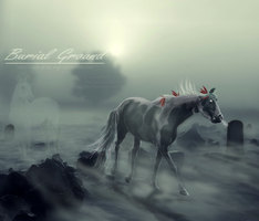Burial Ground by Shade-of-the-Night