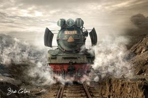 old loco by cc-line