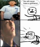 Ryeowook and Cereal Guy by sharkgirl98