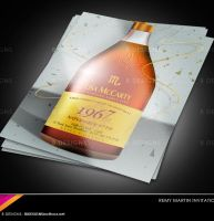 Remy Invitation by AnotherBcreation