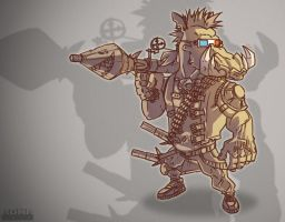 Bebop by Rodendron