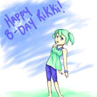 HBD Gift- Rikki by Pixiescout