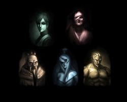 kages wallpaper pokefreaks art by faygochick
