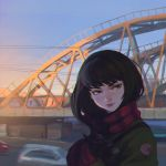 Moscow by KR0NPR1NZ