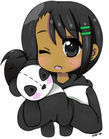 My Panda by Lisey-Chu