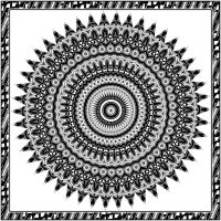 One last mandala by Aspartam
