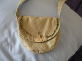 Suede Bag by FimbulWinter9