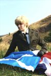 Hetalia UK England 'Toss The Feathers' by Hirako-f-w