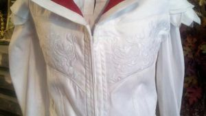 Ezio Tunic Embroidery Finished by Estomayka