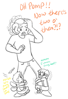 Seriously, he shouldn't babysit... by MissPomp