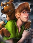 Scoobydoo by sakimichan