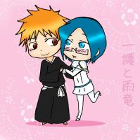 Ichigo Uryu by its-teh-chibi