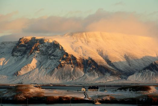 Winter Morning by ragnaice