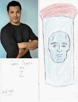 Geno Segers as Z by Jred20