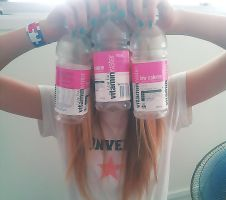Vitamin Water atn. by vodkatastic