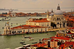 Venezia. by Fiedka