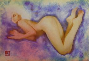 Pale hair girls series : Young As They Come by michaelandrewlaw