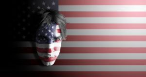 Face of America by FrozenPinky