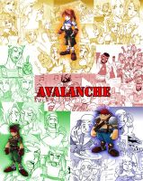 AVALANCHE Tribute ...I guess by ObstinateMelon