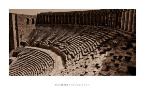 Aspendos by funkl