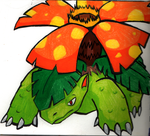 003 - Shiny Venusaur by VenusRain