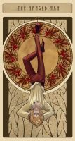 the hanged man by Diablera