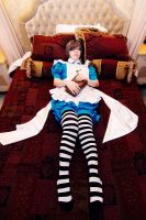 Ciel In Wonderland II by kaworu0926