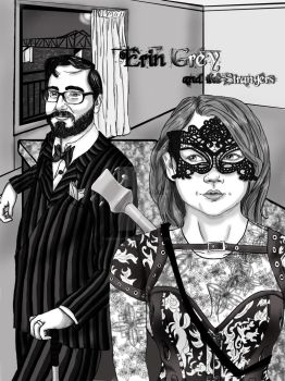 Erin Grey and the Strangers: The Party by mechangelrene