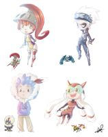 Poke Cheebs by Lanmana